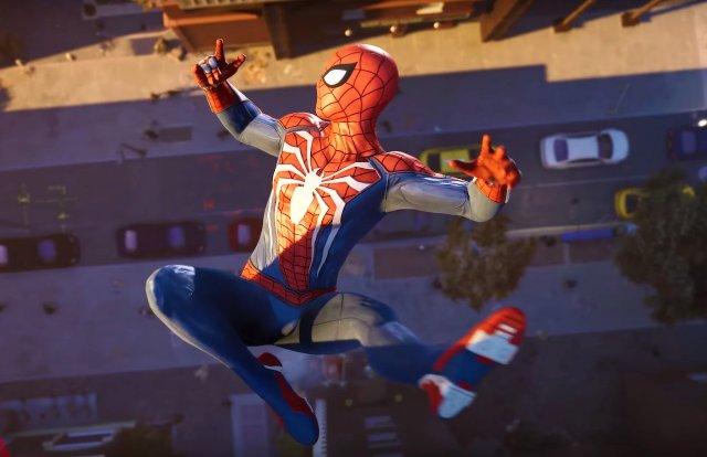 «Человек-паук» прибывает на PS4 7 сентября
