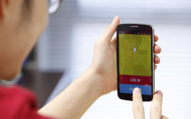 BlackBerry подает в суд на Snapchat за нарушение патентов