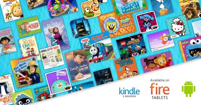 Amazon предлагает удаленный доступ к родительскому контролю FreeTime