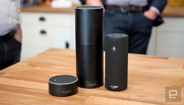Колонки Echo теперь можно использовать для отправки сообщений внутри дома