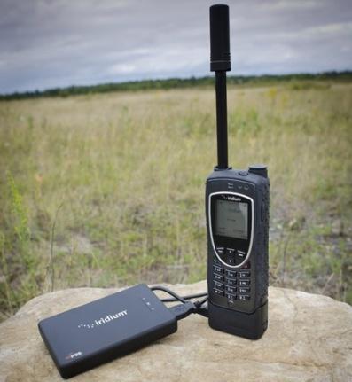 Вещь дня: первый в мире спутниковый смартфон на Android