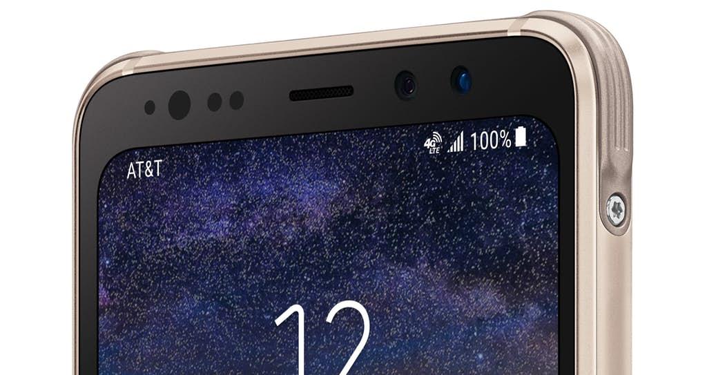 Интересная штука: защищённый Samsung Galaxy S9 Active
