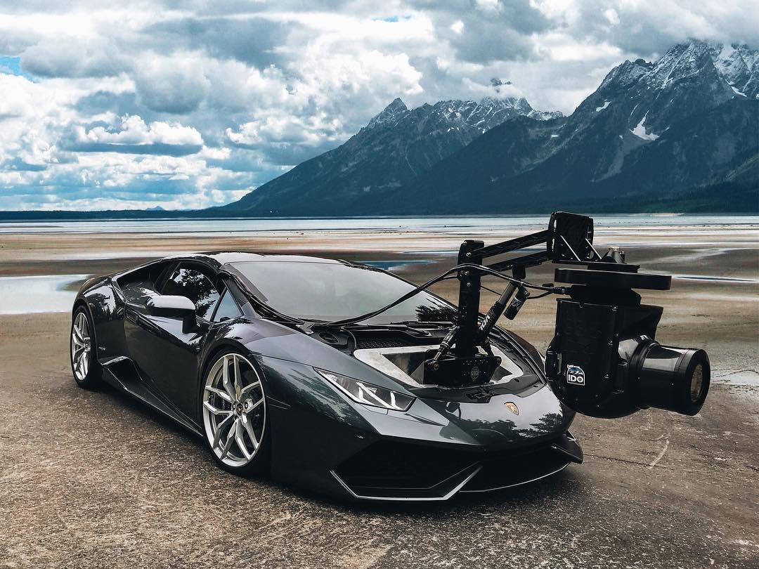 Фото дня: самый быстрый камера-кар