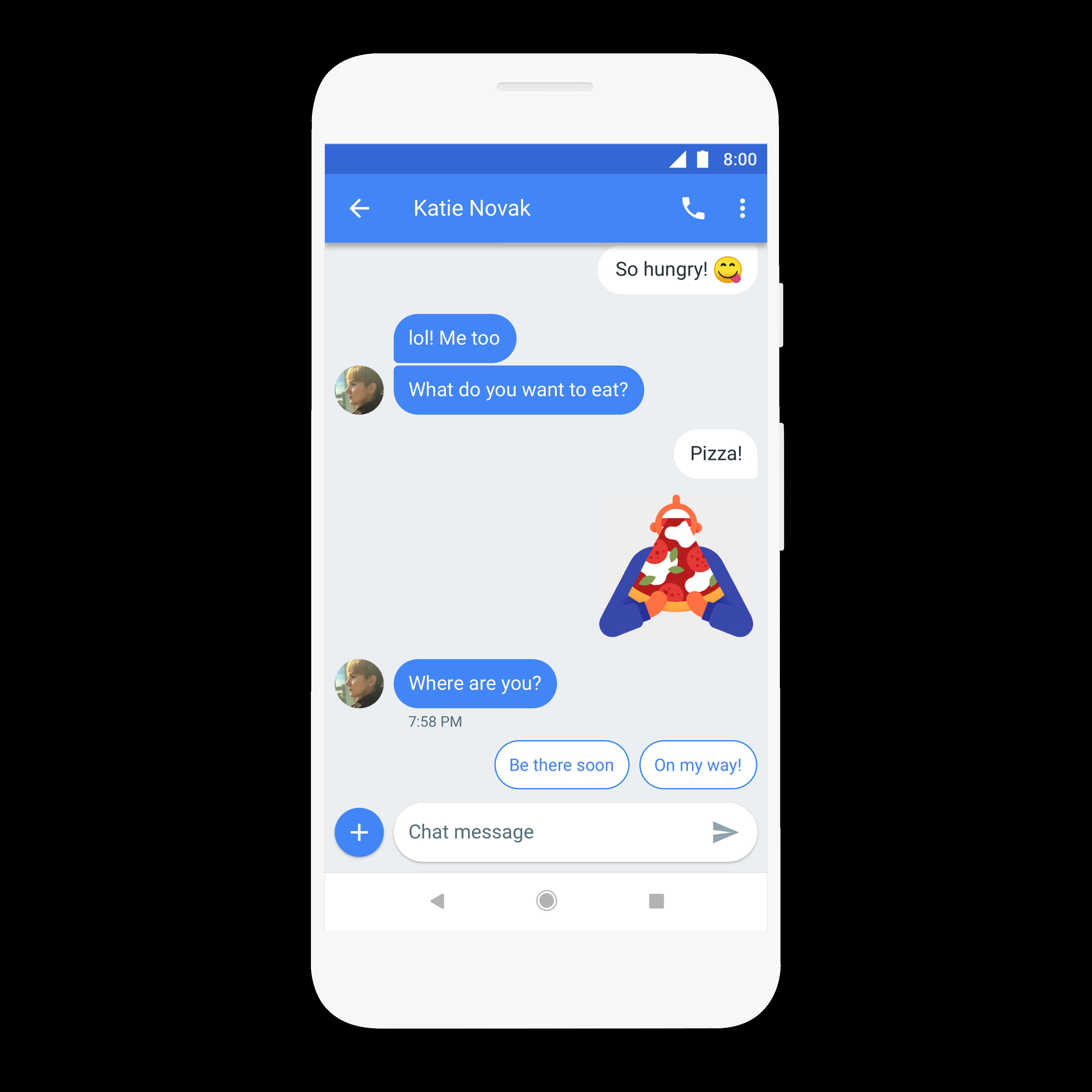 Google создаёт новое приложение для общения. На этот раз это правильно