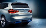i — значит «электрический»: представлен BMW iX3