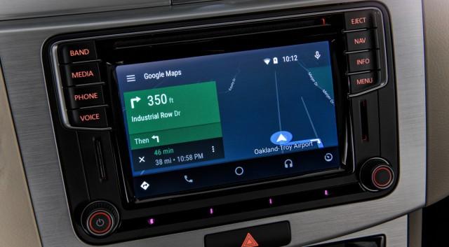 Android Auto заработал в беспроводном режиме