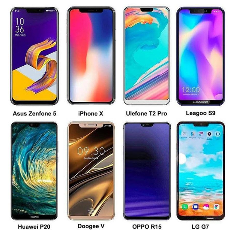 Новые «семёрки» от Xiaomi и LG. Они в тренде, что нам очень не нравится