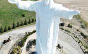 Фото дня: Иисус Христос раздаёт интернет