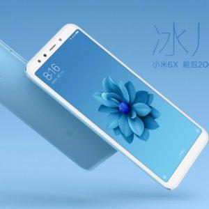 Официальный тизер Xiaomi Mi 6X/A2 и характеристики