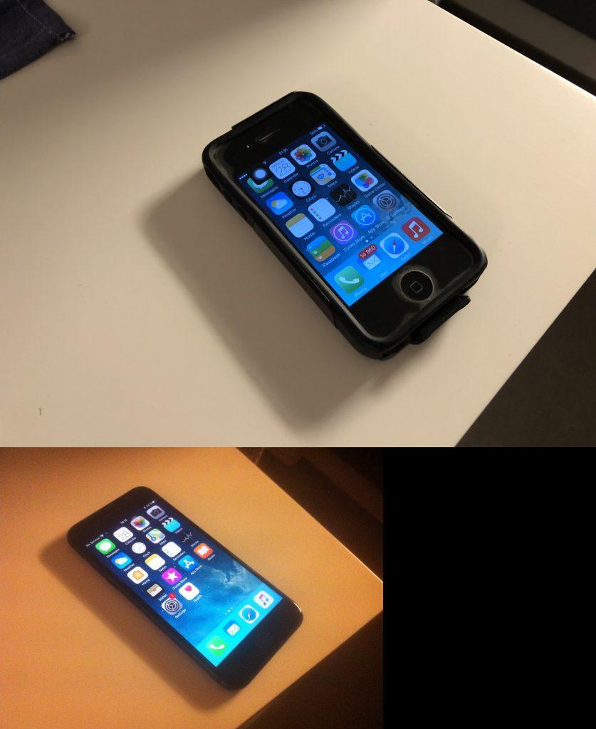 Человек пользовался iPhone 4 около 8 лет и был доволен
