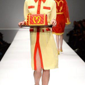 Новая капсульная коллекция от… McDonald`s?