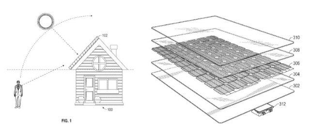 В патентной заявке Tesla объясняется, как работает солнечная черепица