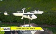 Это первый прототип воздушного такси Uber
