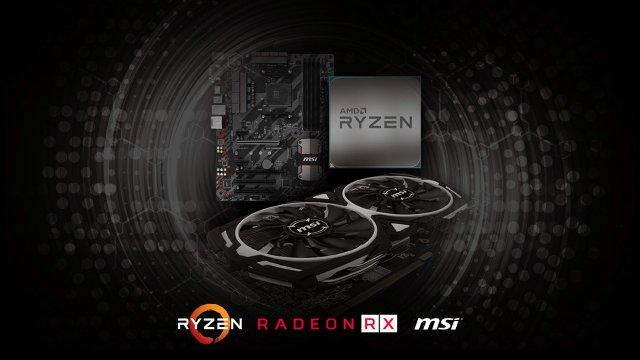AMD «Combat Crate Bundles» поможет геймерам быстро создать ПК