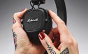 Последние наушники от Marshall улучшили звук в знакомом дизайне