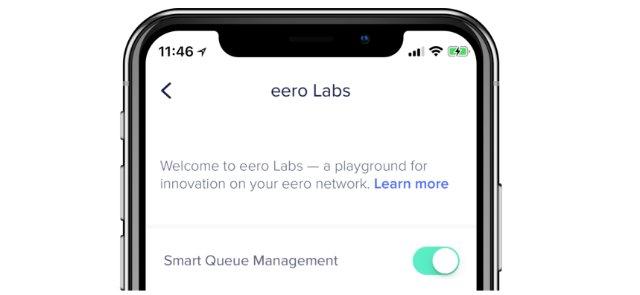 Eero позволяет тестировать новые функции Mesh WiFi в своем приложении