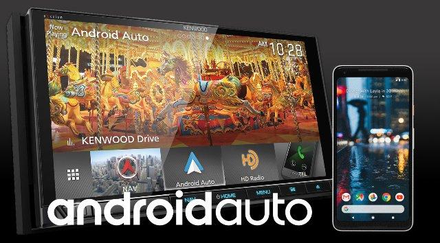 Android P предлагает беспроводной Android Auto для большего количества телефонов