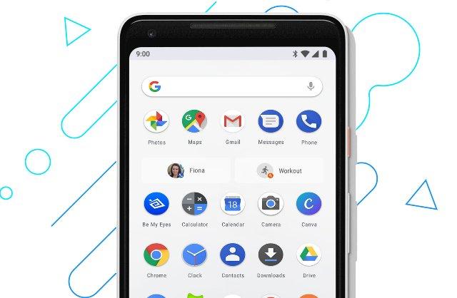 Доступна бета-версия Android P