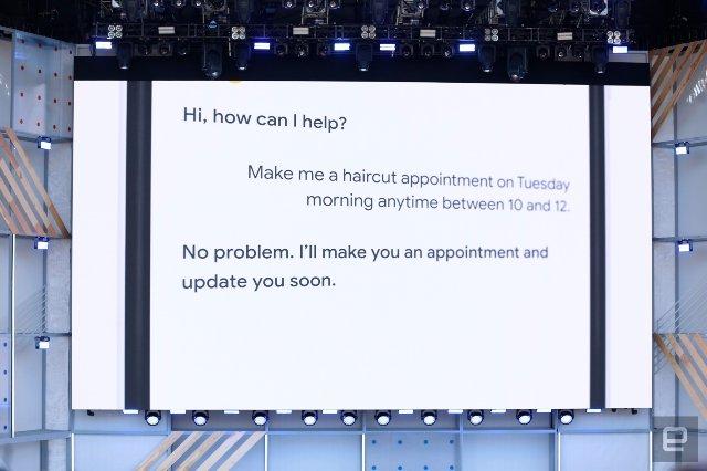 В ближайшее время Google Assistant сможет совершать звонки, чтобы записаться на прием