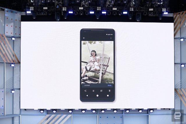 Google Photo предложит функцию с поддержкой ИИ для исправления ваших изображений
