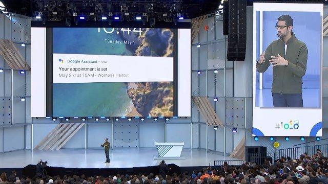 Google: телефонный звонок Duplex ИИ хорошо идентифицирует себя