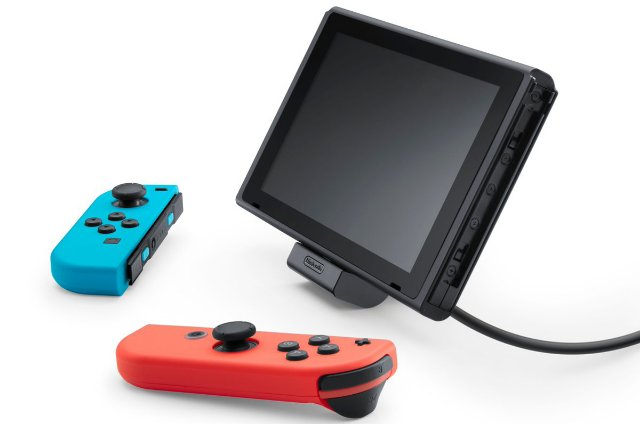 Nintendo делает зарядный стенд за $ 20 для Switch
