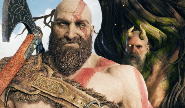 Игра God of War получает фоторежим и позволяет применять фильтры и настраивать лица