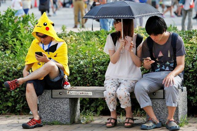 Niantic строит карты AR с помощью игроков «Pokémon Go»