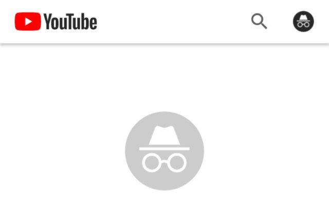 YouTube работает над режимом инкогнито для своего приложения на Android