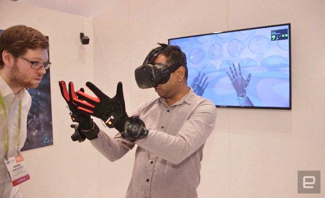 SteamVR Input помогает контроллерам адаптироваться к любой игре VR