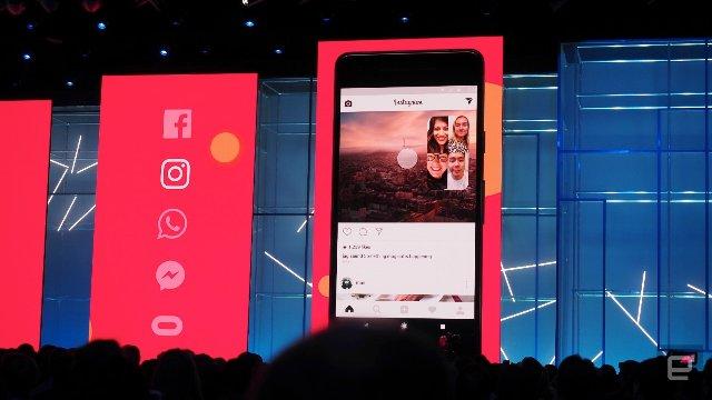 Instagram добавляет видеочат к своим функциям