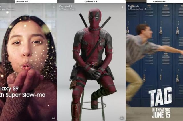 Появилась 6-секундная реклама от Snapchat, которую нельзя пропустить