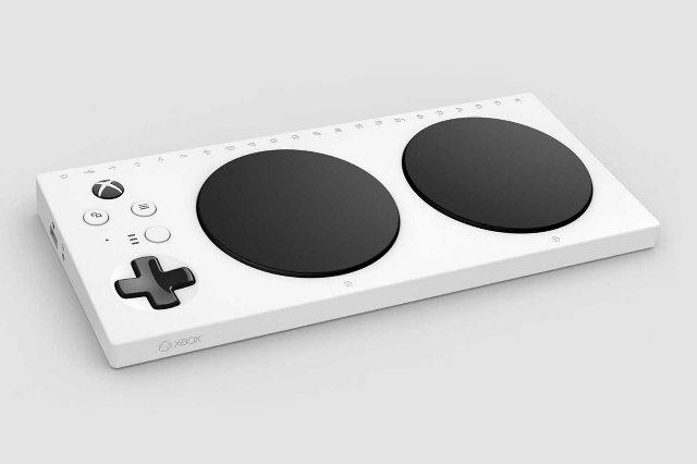Microsoft может запустить контроллер Xbox One, ориентированный на игроков с ограниченными возможностями