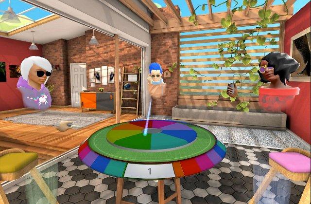 Oculus Rooms получает игры Hasbro и крупный редизайн