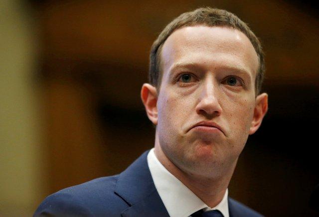 Марк Цукерберг согласен выступить на заседании ЕС