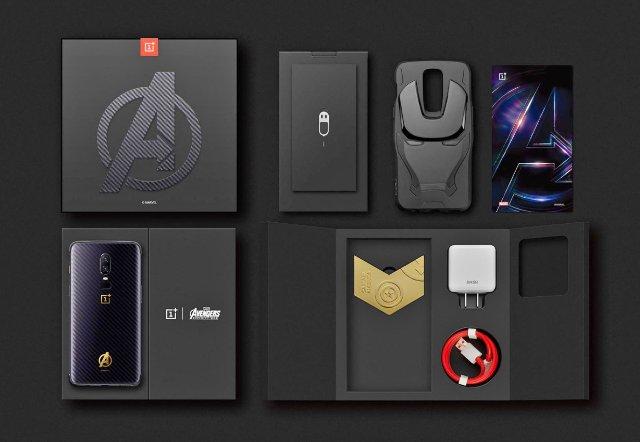 OnePlus выпускает лимитированное издание телефона