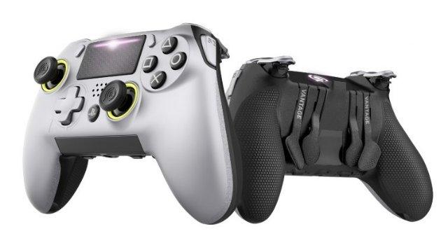 Scuf создает новый настраиваемый геймпад для PS4
