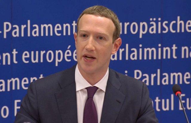 Цукерберг выступил перед парламентом ЕС и не сказал ничего нового