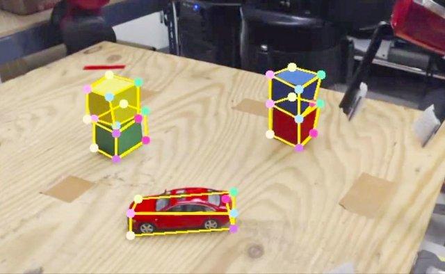 Роботы могут изучать задания, наблюдая и подражая людям