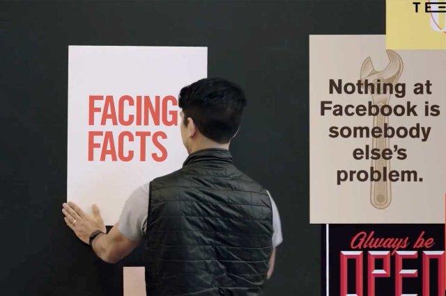 Facebook сделала короткий фильм о своей борьбе с фальшивыми новостями