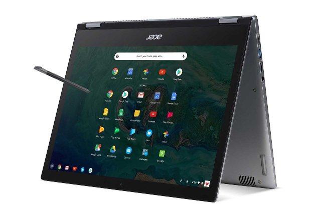 Первые высокопроизводительные Chromebook от Acer созданы для бизнеса