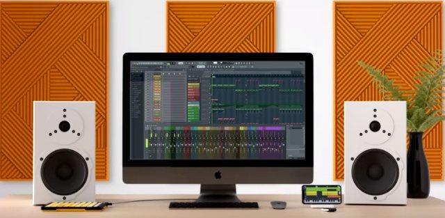Музыкальное программное обеспечение FL Studio приходит на Mac
