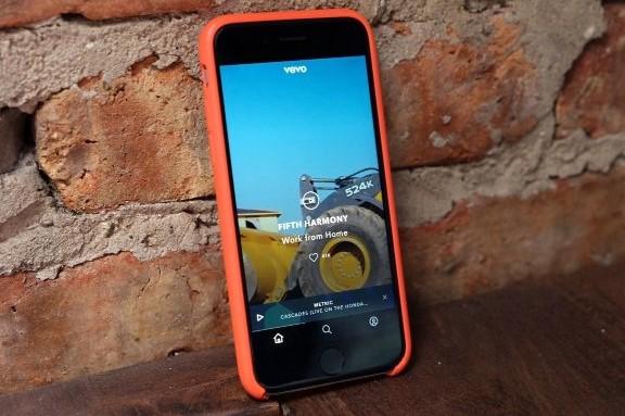 Vevo закрывает свои отдельные приложения