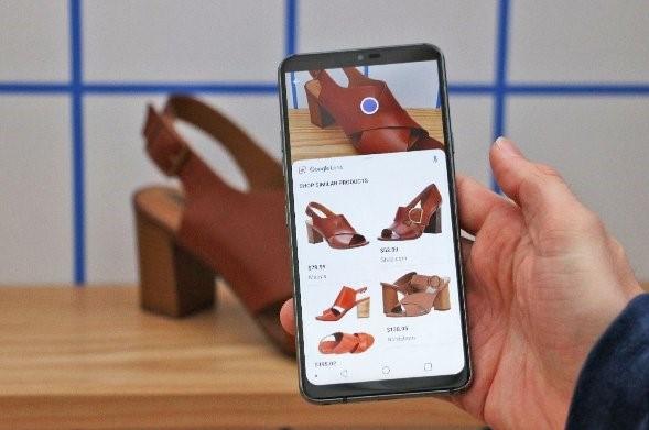 Google Lens обновляется с помощью интеллектуального выбора текста и поиска в реальном времени