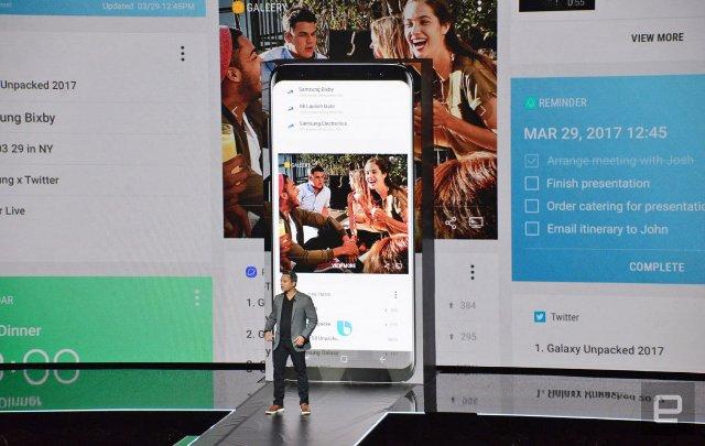 Samsung хочет использовать функции ИИ во всех своих устройствах к 2020 году