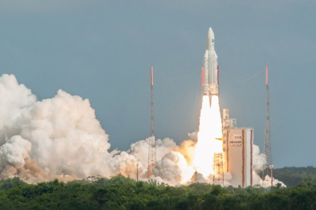 Великобритания может потребовать возмещение, если она будет отключена от проекта Galileo