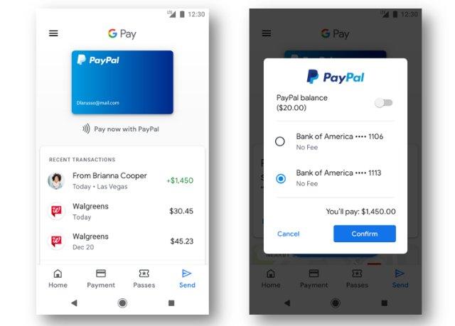Paypal позволяет тратить деньги в Gmail, YouTube и других сервисах Google