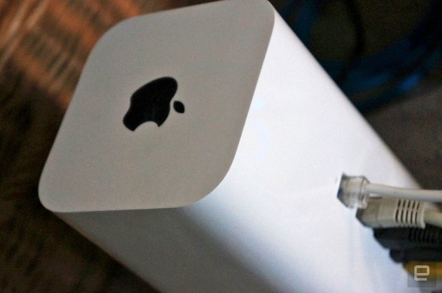 Apple прекращает работу своих маршрутизаторов AirPort WiFi