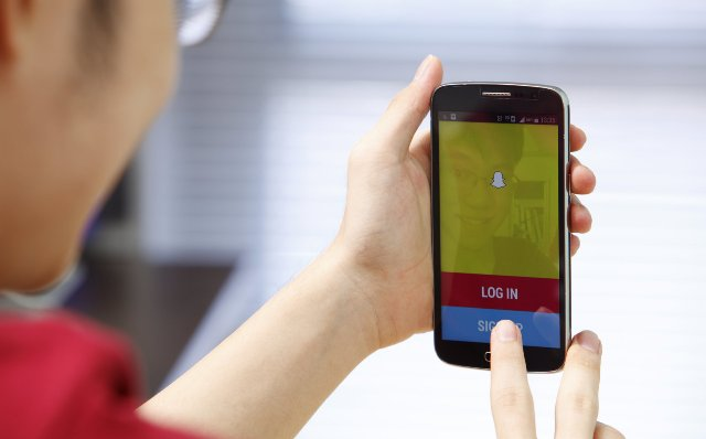Логины Snapchat могут работать в других приложениях в будущем