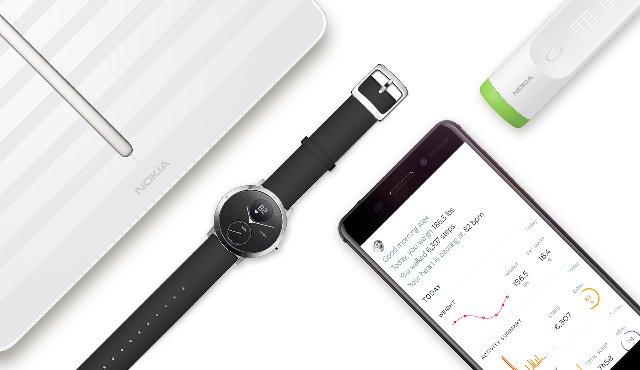 Withings вернется после покупки бизнеса Nokia в области здравоохранения